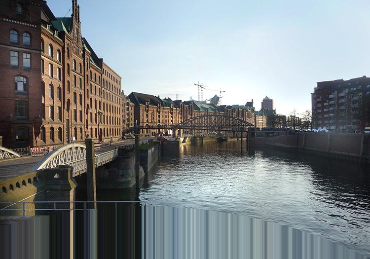 Kunden von Historiker Stefan Nies - Bild: Speicherstadt in Hamburg (Foto: Christian Padberg)
