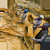 Raubbau: Rohstoffgewinnung weltweit