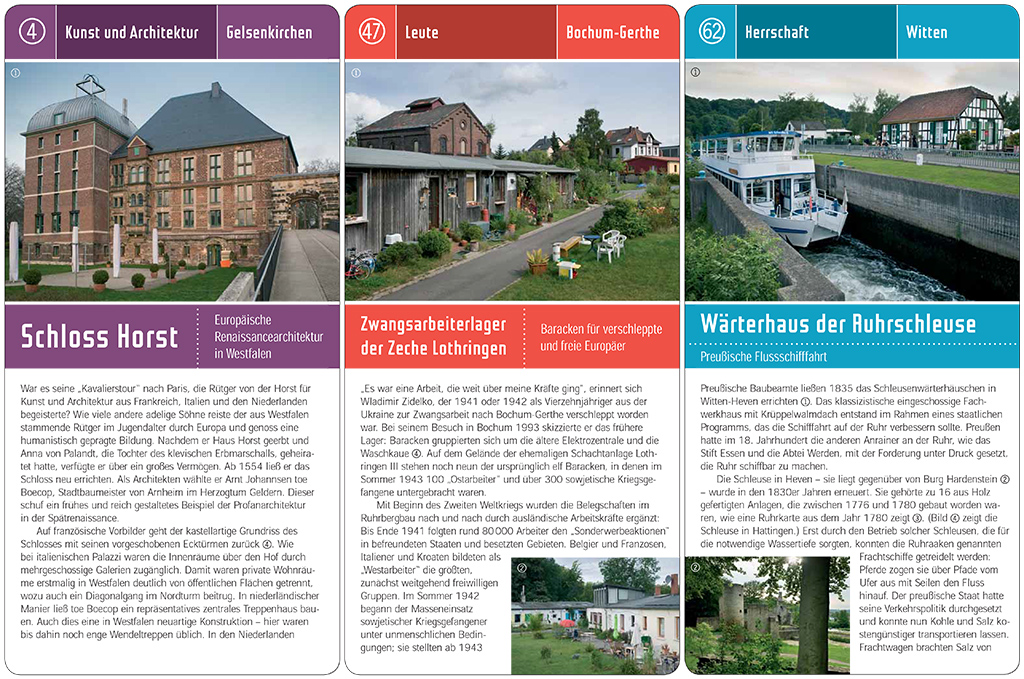 Baudenkmale im Ruhrgebiet