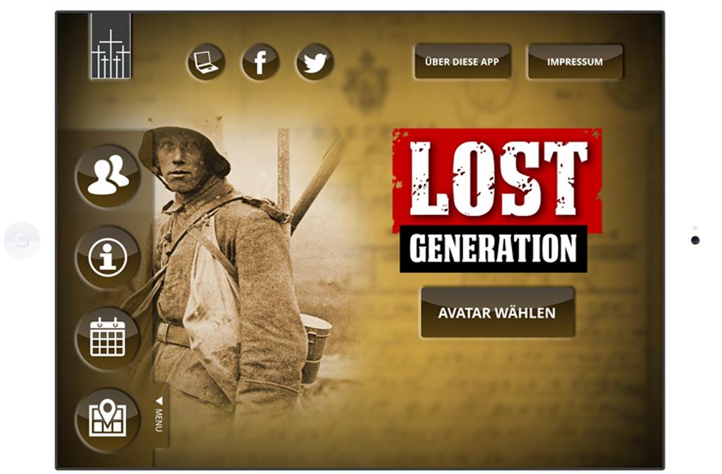 28 App Lost Generation