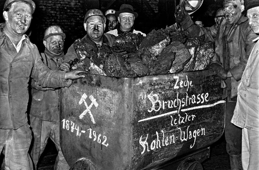 Ende des deutschen Steinkohlenbergbaus