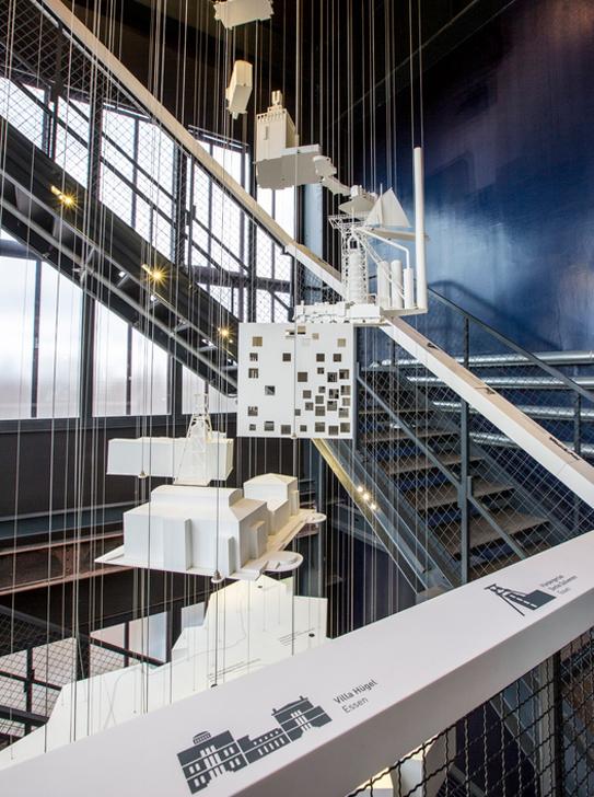 36 Portal der Industriekultur auf Zeche Zollverein