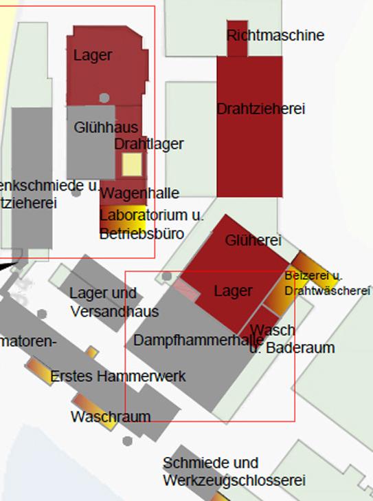 Industrieanlagen in Hagen und im Märkischen Kreis