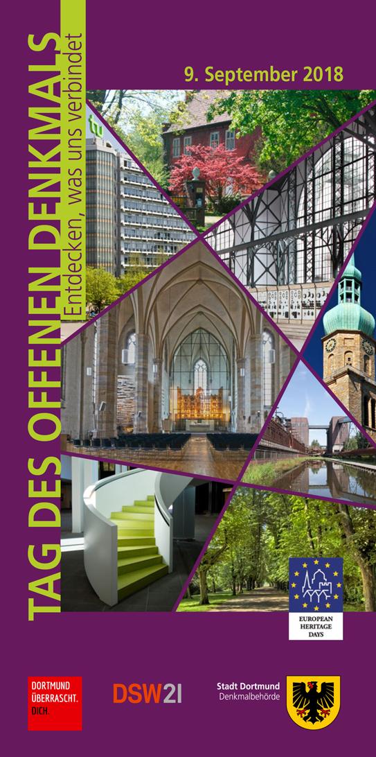 Tag des offenen Denkmals 2018 in Dortmund