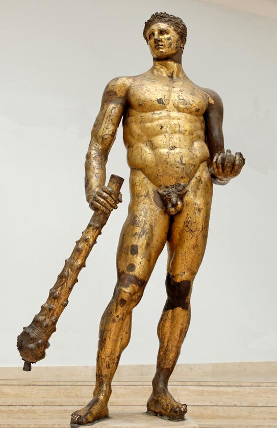 Herkules, Prototyp vieler Heldenfiguren