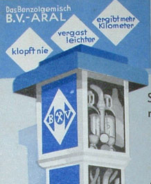 Historisches Archiv Aral, Bochum