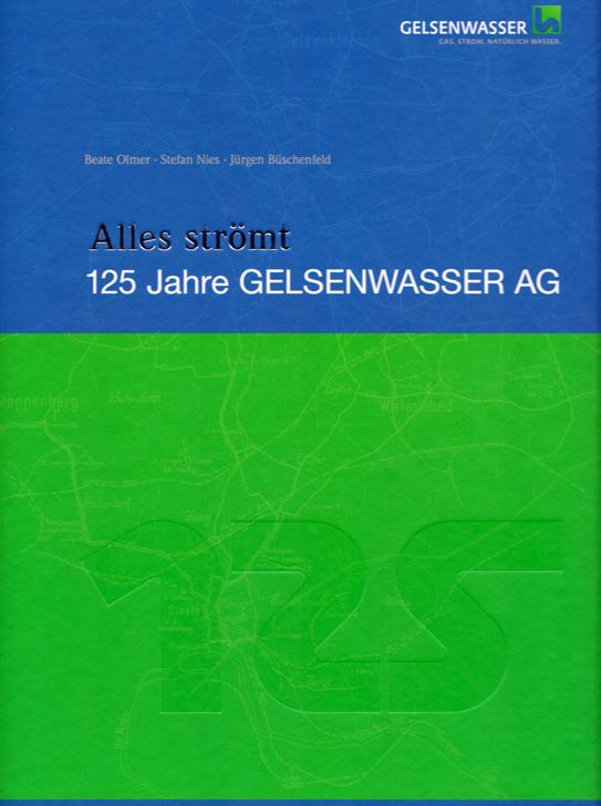 Jubiläumsbuch Gelsenwasser AG