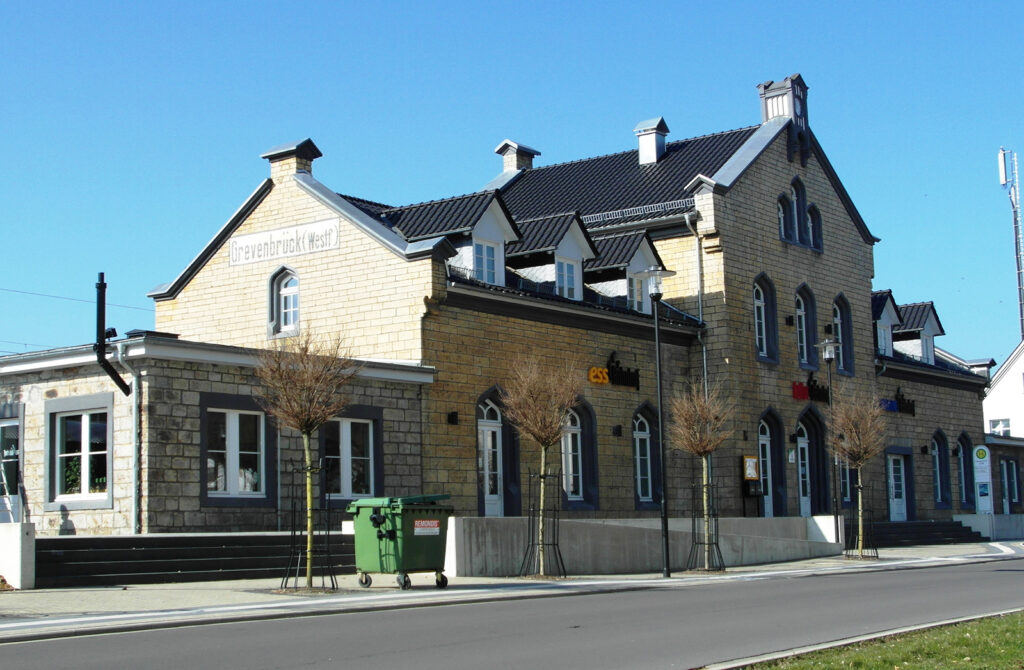 Museum Bahnhof Grevenbrueck